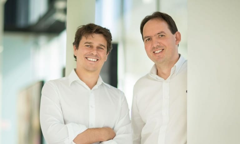 Josef Schriebl und Wolfgang Rothschädl, Geschäfstführer von ARTiVO